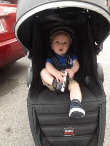Big Boy Stroller