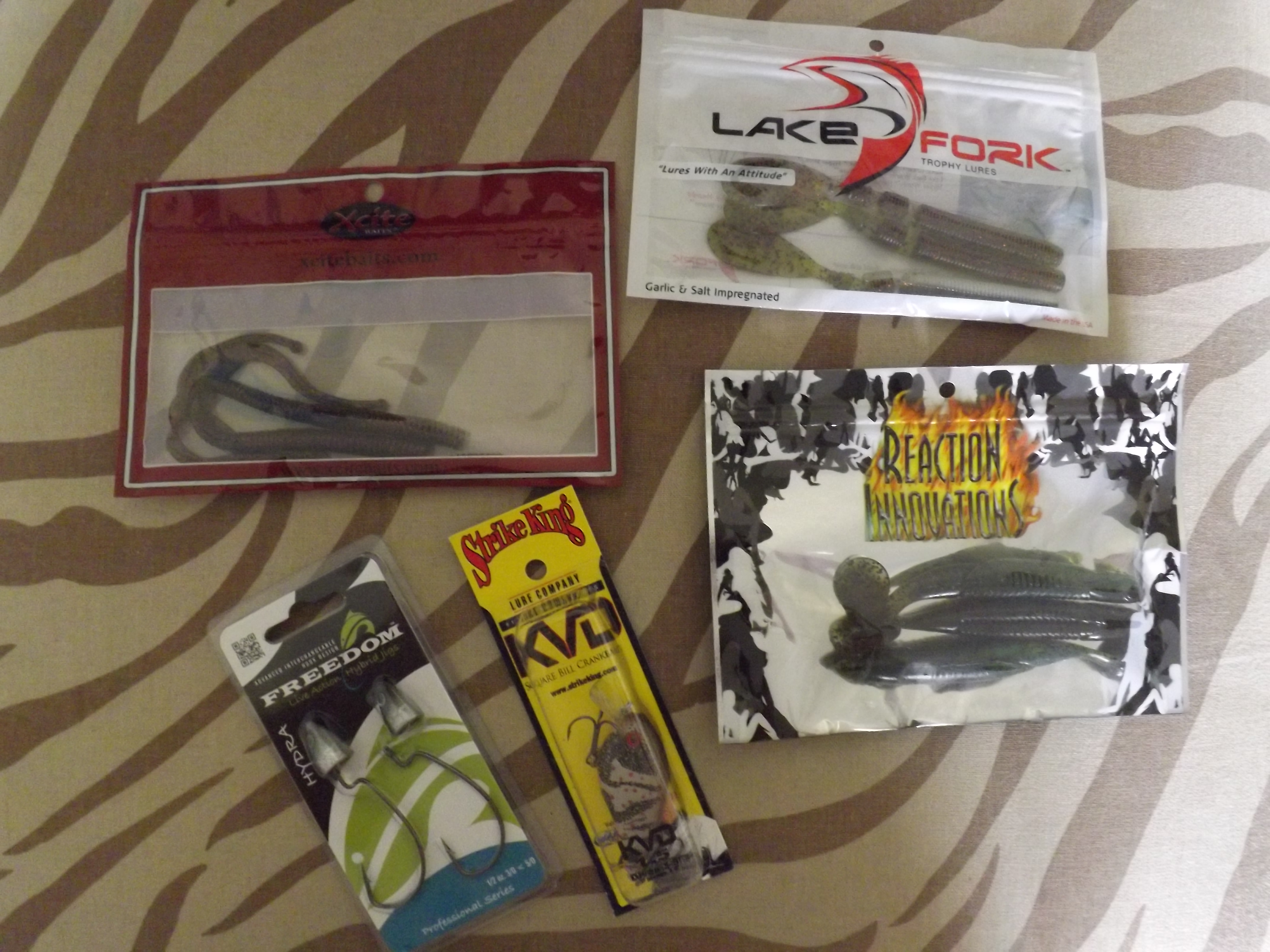 Mystery tackle box review thatcher co for Fishing mystery box