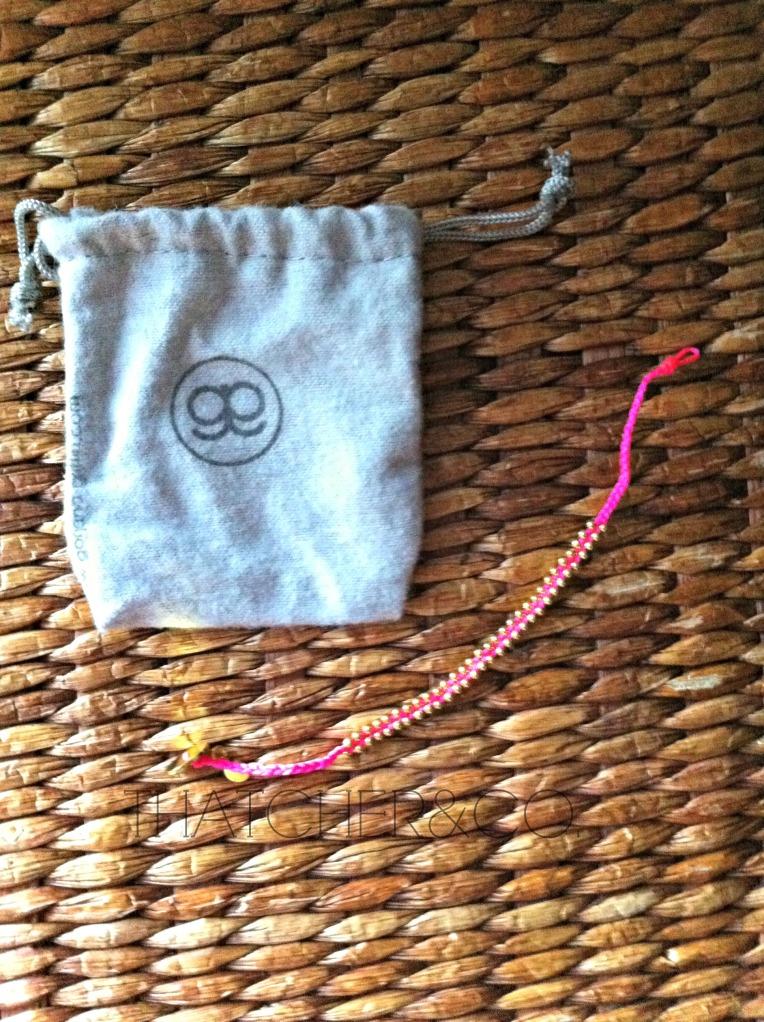 Bali Bead Bracelet