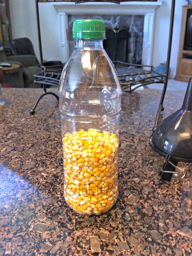 Popcorn Bottle