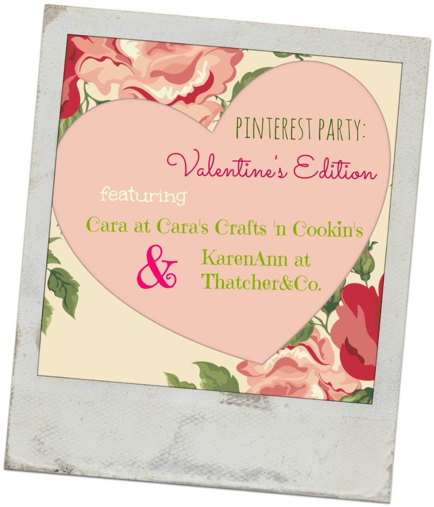 Pinterest PartyVday